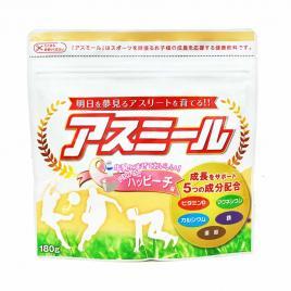 Sữa tăng chiều cao cho trẻ Asumiru Ichiban Boshi 180g (Vị đào)