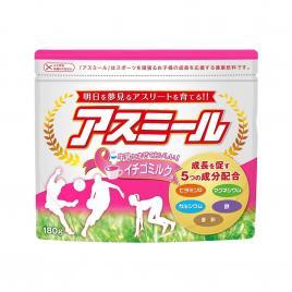 Sữa tăng chiều cao cho trẻ Asumiru Ichiban Boshi 180g (Vị dâu)