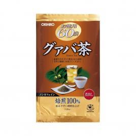 Trà giảm cân tinh chất lá ổi Orihiro Guava 60 gói