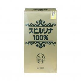 Tảo Spirulina Japan Algae + 10% Deep Sea No.1 loại 600 viên