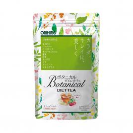 Trà thảo dược hỗ trợ giảm cân Orihiro Botanical Diet Tea 20 túi