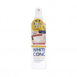 Xịt khoáng dưỡng trắng da toàn thân White Conc Body Lotion 245ml
