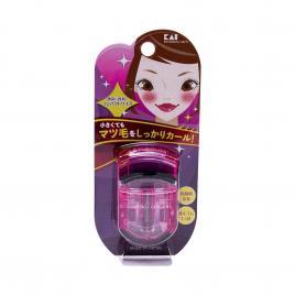 Uốn mi cong thân nhựa KAI Nhật Bản (Màu hồng)