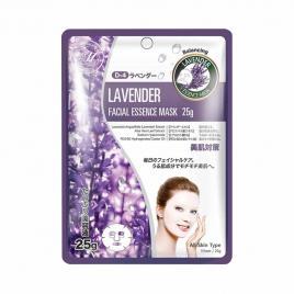 Mặt nạ dưỡng ẩm, cân bằng da Mitomo Natural Lavender Balancing 1 miếng