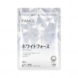 Viên uống trắng da Fancl White Force 180 viên