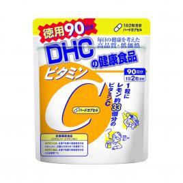Viên uống bổ sung Vitamin C DHC Nhật Bản 180 viên