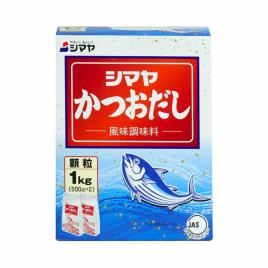 Bột nêm từ cá Shimaya Katsuo Dashi 1kg