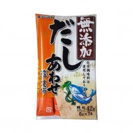 Bột nêm từ cá ngừ và tảo bẹ Shimaya Mutenka Dashi Awase Katsuo Kombu 42g