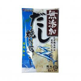 Bột nêm từ cá chuồn Shimaya Mutenka Dashi Yakiago 42g