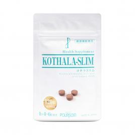 Viên uống giảm cân và cân bằng đường huyết Poursoin Kothala Slim 120 viên