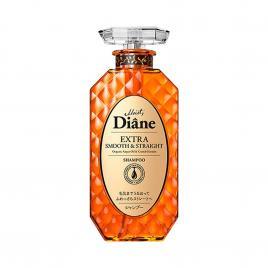 Dầu gội vào nếp thẳng mượt Moist Diane Extra Smooth & Straight 450ml