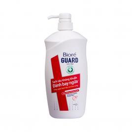Sữa tắm kháng khuẩn Bioré Guard Body Foam Active Antibacterial 800ml