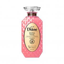 Dầu gội chăm sóc da đầu và tóc yếu Moist Diane Extra Vital 450ml