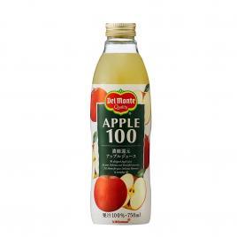 Nước ép táo nguyên chất 100% Kikkoman Del Monte 750ml