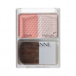 Phấn má hồng Cezanne Cheek & Highlight 4g