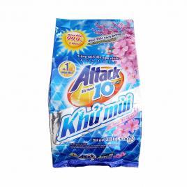 Bột giặt khử mùi hương anh đào Attack 3.8kg