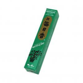 Hương Nippon Kodo Morning Star Cedawood 50 que (Hương gỗ tuyết tùng)