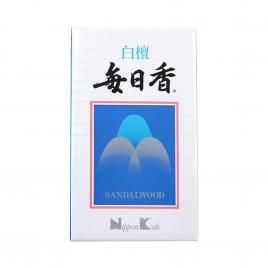 Hương Nippon Kodo Mainichiko Byakudan 320 que (Hương gỗ đàn hương)