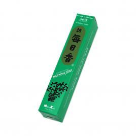Hương Nippon Kodo Morning Star Sage 50 que (Hương lá xô thơm)