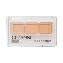Kem che khuyết điểm Cezanne Palette Concealer 4.5g