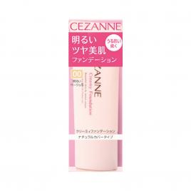Kem nền Cezanne Creamy Foundation 28g