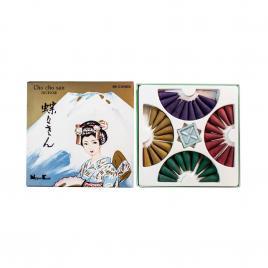 Hương Nippon Kodo Cho-Cho San 36 nụ (Đàn hương - Trầm hương - Gỗ thông - Anh đào)