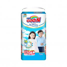 Bỉm - Tã quần Goo.N Premium size XXL 36 miếng (Cho bé 15-25kg)
