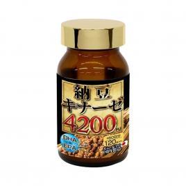 Viên uống hỗ trợ điều trị tai biến Maruman Nattokinase 4200FU 120 viên