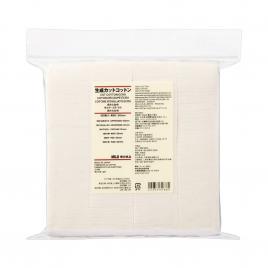 Bông tẩy trang Muji Organic Cotton 180 miếng