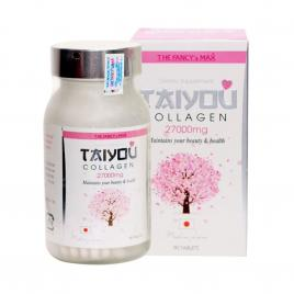 Viên uống Collagen The Fancy's Max Taiyou 27.000mg 90 viên