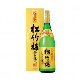 Rượu Sake vảy vàng Takara Shuzo Super Premium Shochikubai 1.8L