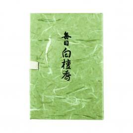 Gỗ đàn hương Nippon Kodo Mainichi Byakudan 60 que