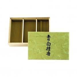 Gỗ đàn hương Nippon Kodo Mainichi Byakudan 150 que