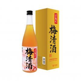 Rượu mơ Kimibandai Nhật Bản 720ml