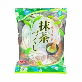 Bánh ngọt vị matcha Todaya Dukushi 12 gói