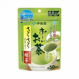 Bột trà xanh nguyên chất Itoen Oi Ocha Sarasara Matcha 40g