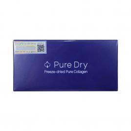 Tinh chất Collagen đông khô Pure Dry Freeze-dried (Hộp 7 ống x 9mg)