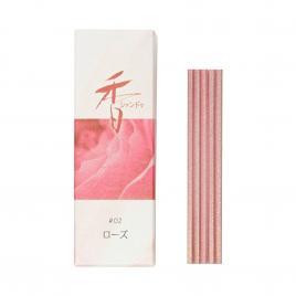 Hương Shoyeido Xiang Do Rose 20 que (Hương hoa hồng)