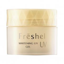 Gel dưỡng trắng, chống nắng Kanebo Freshel Whitening UV 80g