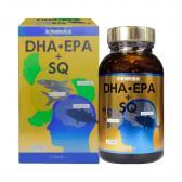 Viên uống dầu cá bổ sung DHA & EPA SQ Nichiei Bussan 330 viên (Nội địa Nhật Bản)