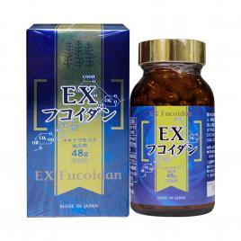 Viên uống hỗ trợ điều trị ung thư Kanehide Bio Fucoidan EX 323mg 150 viên