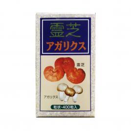 Nấm linh chi và Agaricus Taruho Sangyo 400 viên
