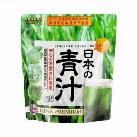 Bột bổ sung chất xơ chiết xuất từ lá lúa mạch Fine Japan 100g