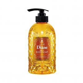 Sữa tắm tinh dầu cam quýt Moist Diane Oil In Body Soap Citrus Bouquet 500ml