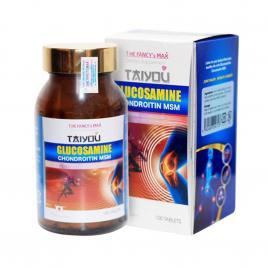 Viên uống bổ xương khớp The Fancy's Max Glucosamine Chondroitin MSM 100 viên
