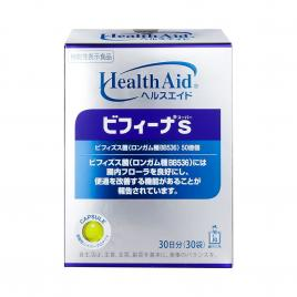 Bột uống men vi sinh sống trung cấp HealthAid Bifina S 30 gói
