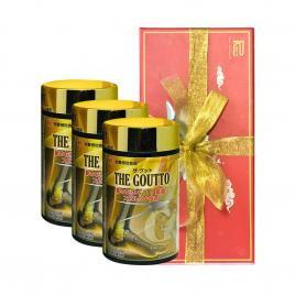 Combo 3 hộp viên uống hỗ trợ điều trị Gout Ribeto Shouji The Goutto 150 viên