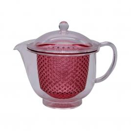 Ấm pha trà nhựa Akebono Nhật Bản Size L