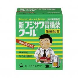 Bột uống hỗ trợ tiêu hóa Daiichi Sankyo New Fujisawa Cool 30 gói