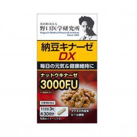 Viên uống hỗ trợ điều trị tai biến Noguchi Nattokinase DX 3000FU 90 viên